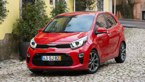 2017 Kia Picanto to score manual option