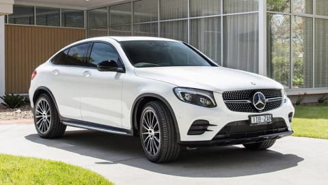 Mercedes-Benz GLC Coupe 2016 review | first Australian drive