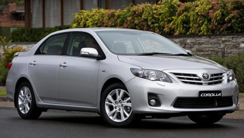 Toyota Corolla used review | 2000-2015