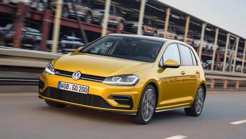 2017 Volkswagen Golf July arrival confirmed