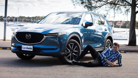 Mazda Cx 5 Touring 2017 Review Snapshot Carsguide