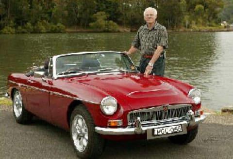 mgc roadster classical and fun