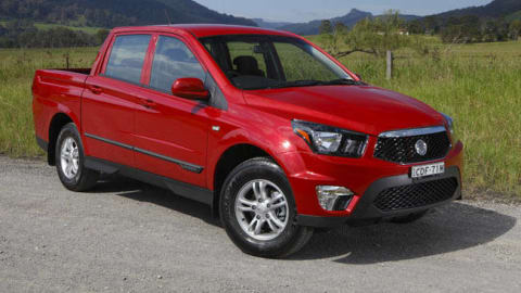 Ssangyong Car Reviews Carsguide
