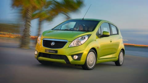 Holden Barina Spark Reviews Carsguide