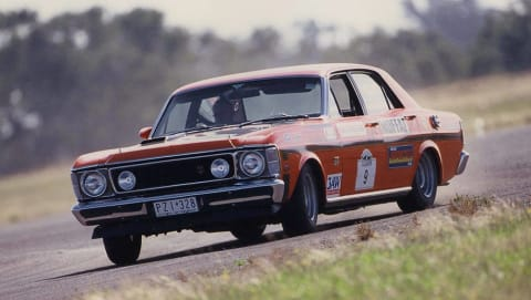 ford falcon reviews carsguide. Cars Review. Best American Auto & Cars Review