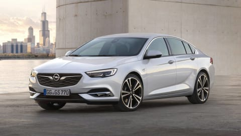 Opel car pictures
