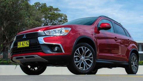 Mitsubishi ASX 2017 review