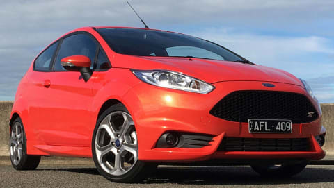 Ford Fiesta ST Mountune 2016 review