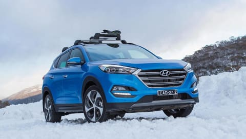 Hyundai Tucson 2015 review: road test