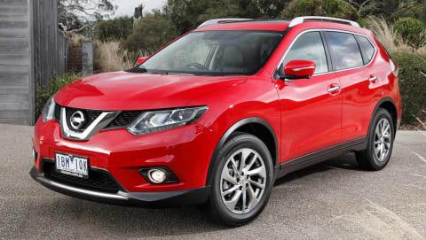 Nissan X-Trail Ti 2014 Review