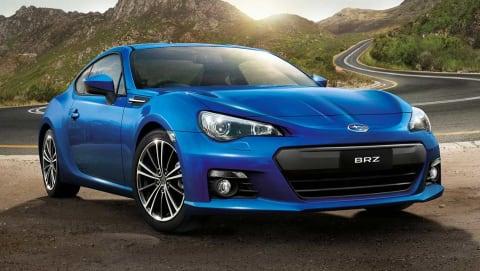 Subaru BRZ manual 2015 review