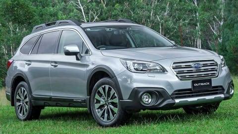 Subaru Outback 2016 review