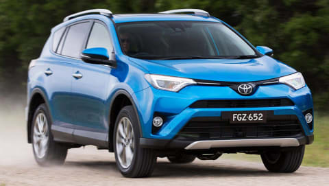 Toyota RAV4 2016 Review