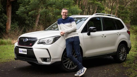 Subaru Forester tS 2016 review | road test video