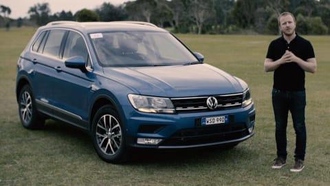 Volkswagen Tiguan 2017 review
