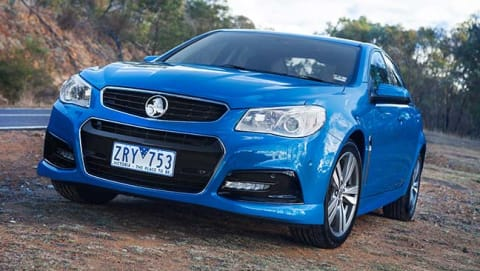 Holden Commodore SV6 2013 Review