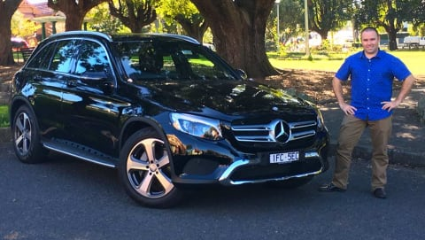 Mercedes-Benz GLC-Class 220d 2016 review