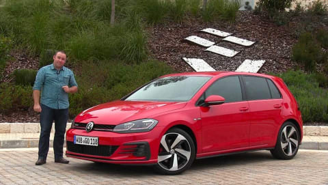 Volkswagen Golf GTI 2017 review | first drive video