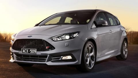 2016 Ford Focus ST review | road test