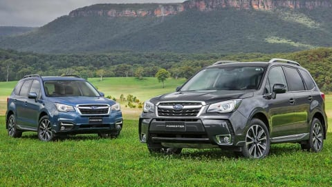 2016 Subaru Forester review | first drive video