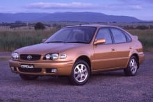 Toyota Corolla used review | 1999-2001