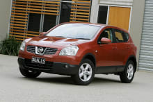Nissan Dualis used review   2008 - 2014