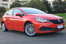 Holden Astra R+ 2017 review | snapshot