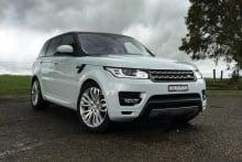 Land Rover Range Rover Sport SE TDV6 2017 review   road test