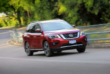 ​Nissan Pathfinder Ti 2017 review | snapshot