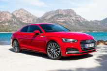 Audi A5 Coupe 2017 review   first drive