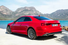 Audi A5 Coupe 2.0 TFSI quattro S tronic 2017 review   snapshot