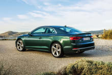 Audi A5 Coupe 2.0 TDI quattro S tronic 2017 review   snapshot