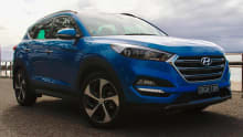 Hyundai Tucson Highlander CRDi diesel auto 2017 review | road test
