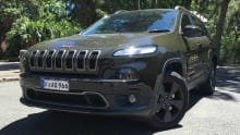 Jeep Cherokee 75th Anniversary Edition 2016 review | road test