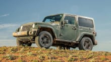 Jeep Wrangler 75th Anniversary 2016 review | road test