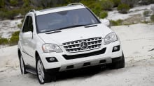 Mercedes-Benz ML350 used review   2005-2010