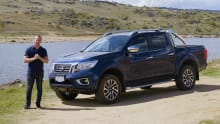 Nissan Navara Series II 2017 review | first drive video