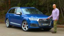Audi SQ7 2017 review | road test video