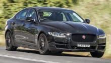 2015 Jaguar XE Prestige 20t | Car of the Year video