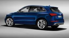Audi SQ5 TDI unveiled
