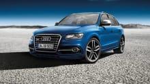 Limited edition Audi SQ5 TDI set for Paris
