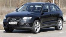 Audi Q5 spy shot