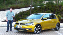 Volkswagen Golf 2017 review | first drive video