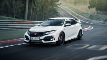 2017 Honda Civic Type R sets Nurburgring record