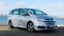 Honda Odyssey VTi-L 2017 review | road test