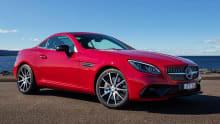 Mercedes-Benz SLC 2016   new car sales price
