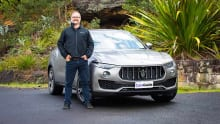 Maserati Levante 2017 review   first Australian drive video