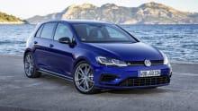 2017 Volkswagen Golf GTI spec confirmed, Golf R 4.8s 0-100