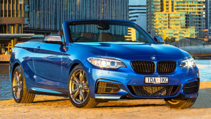 2015 Bmw 220i Convertible Review Carsguide