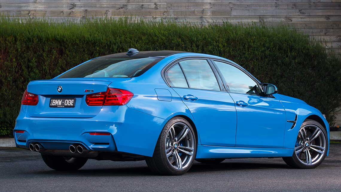 2015 bmw m3 review carsguide. Black Bedroom Furniture Sets. Home Design Ideas